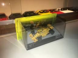 Miniatura Lotus Ayrton Senna