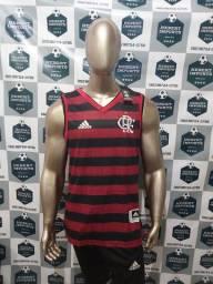 Camisa do Flamengo de basquete