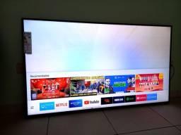 Smart Tv 55 Samsung 4k Televisão Nova!
