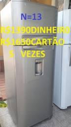Refrigerador electrolux defrost