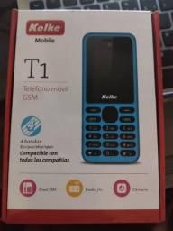 Celular novo sem uso