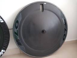 Roda Fechada FLO Disc Carbono/Alumínio