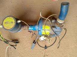 Bomba + aquecedor para hidromassagem
