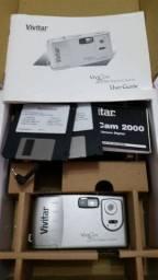Rarissima , peça de colecionador , câmera fotográfica digital, Vivitar Vivicam 2000