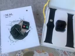 Relógio Smartwatch IWO 11 Série 5 - 40 mm com 2 Pulseiras - Pronta Entrega