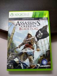 Jogo ASSASSINS CREED IV - Black FLAG - Xbox 360