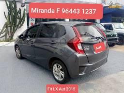Honda Fit LX Aut 2015
