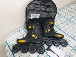 Patins OXER Freestyle in line RollerBlade n.37 Novissimo