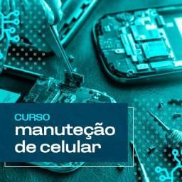 Curso manutenção de celular  online