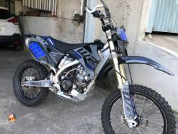 Yamaha WR250f 2007