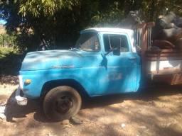 Vendo ou troco ford f 600