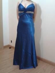 Vestido de Festa - Azul