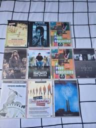 Doação DVDs Educacionais Diversos