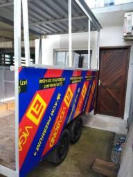 Vendo trailer para lanche