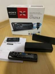 Som Automotivo Sony cdx-gt625ui