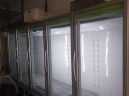Frezer refrigerado 5 p
