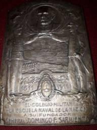 Colecionista medalha 1911 pte saenz pena original