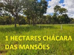 Oportunidade de Investimento Chácara das Mansões 1 Hectares