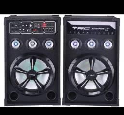 Caixa de som TRC 399 bluetooth