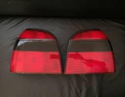 Par de lanterna traseira VW Golf MK3