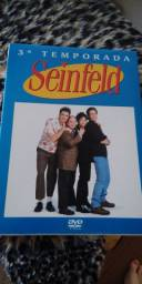 Box dvd Seinfield 3° temporada