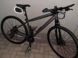 Bicicleta Caloi City Tour 700 (híbrida)