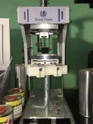 Máquina Tampográfica Manual Oscar Flues