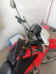 MOTO- Honda Bros150.