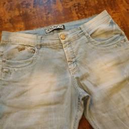 Calças Jeans Masculinas. Estado de novas. Tam. 44