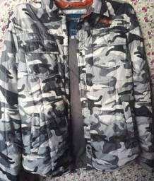 Jaqueta camuflada da Fatal