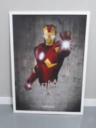 Pôster Super Herói - Homem de Ferro