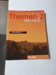 Livros curso alemão