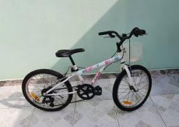 Bicicleta Infantil 7 marchas - Caloi Aro 20