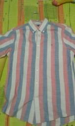 Camisa. Polo. (100 reais...... camisa de botao ( 120