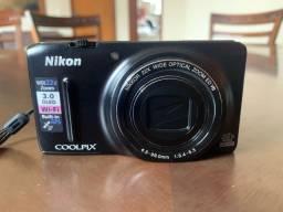 Nikon Coolpix S9500 Câmera Digital