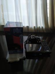 RECEPTOR DE TV DIGITAL HD COM GRAVADOR FULL HD