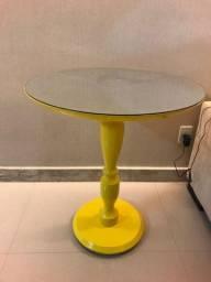 Mesa de Canto Espelhada