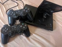 PS2 retirada de peças