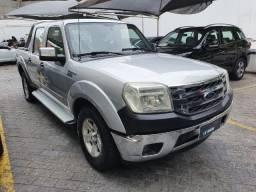 Ford Ranger Limited, Gnv 5 Geracao, Completo, 4 Pneus novos, Revisada, Couro