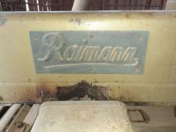 Vendo plaina Raimann com exaustor