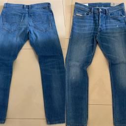 Calça jeans diesel tepphar