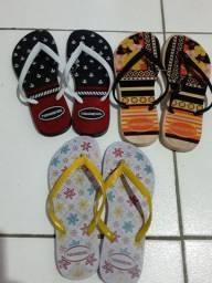 Sandálias femenina adulto