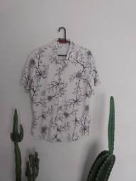 Camisa floral G