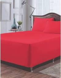 Capa para cama box casal conjugado