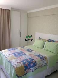 Apartamento com 65m² 2/4 na Estrada do Coco