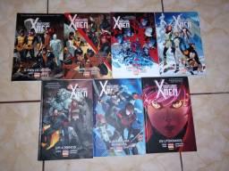 HQs X-Men (Nova Marvel)
