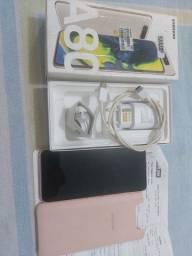 A80 Samsung Rosa 128g