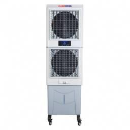 Climatizador Evaporátivo Industrial Portátil - Até 15x boleto
