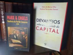 Marx e Engels e Devaneios sobre a atualidade do Capital