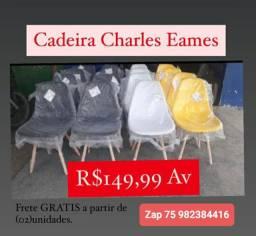 Cadeiras Charles direto da fabrica